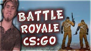 Merhaba arkadaşlar cs:go'nun yeni güncellemesi olan battle royale g...