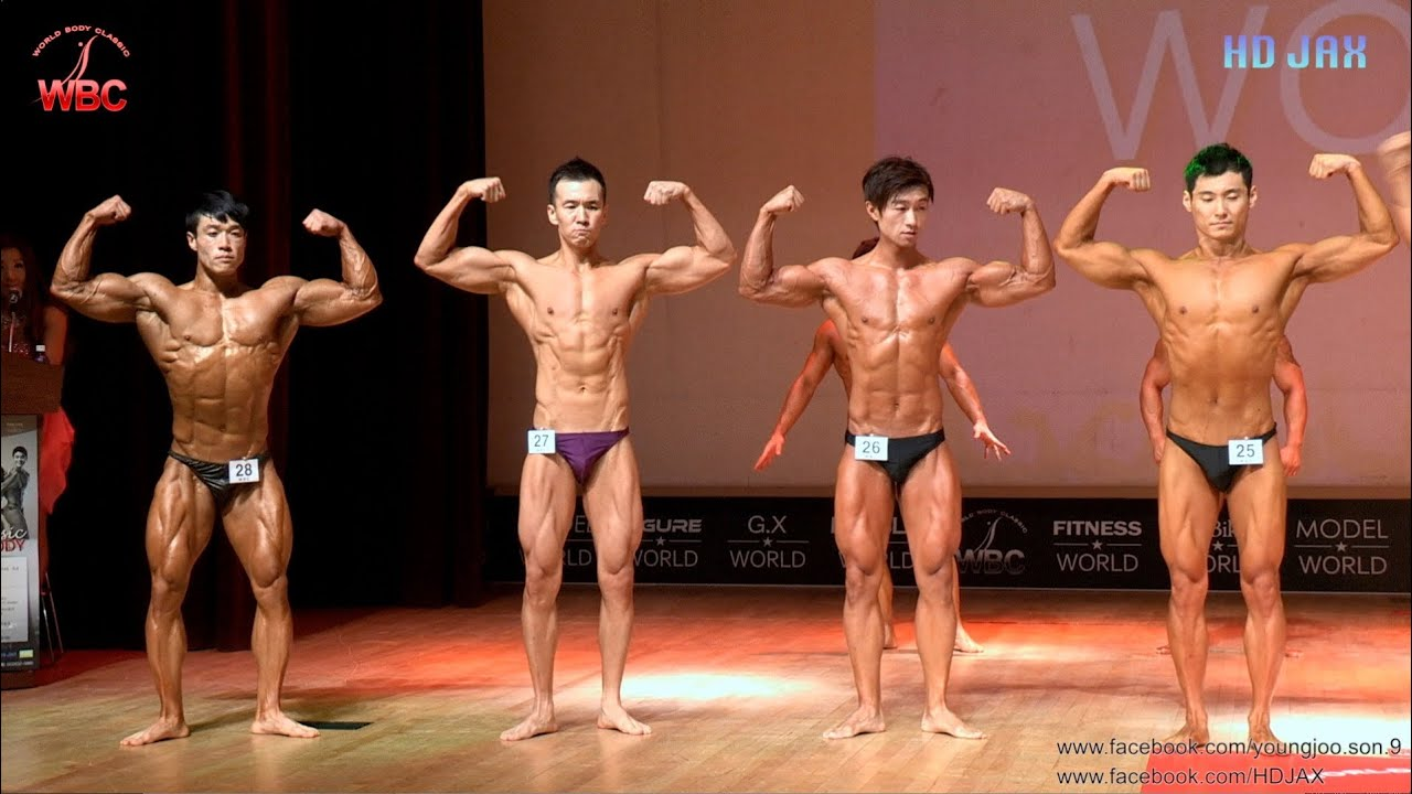 Kid Bodybuilding Show