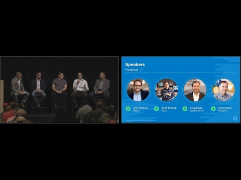 Oktane16: CSO Panel: Cloud and Mobile Security Strategies