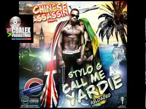 STYLO G CALL ME YARDY ONE TRACK (CLEAN 2012