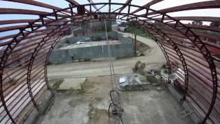 Ремонт кровли балкона. высотные работы. на сайте rentaldj.ru.