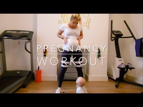 Lower Body Pregnancy Workout | Jo Wilson Fitness