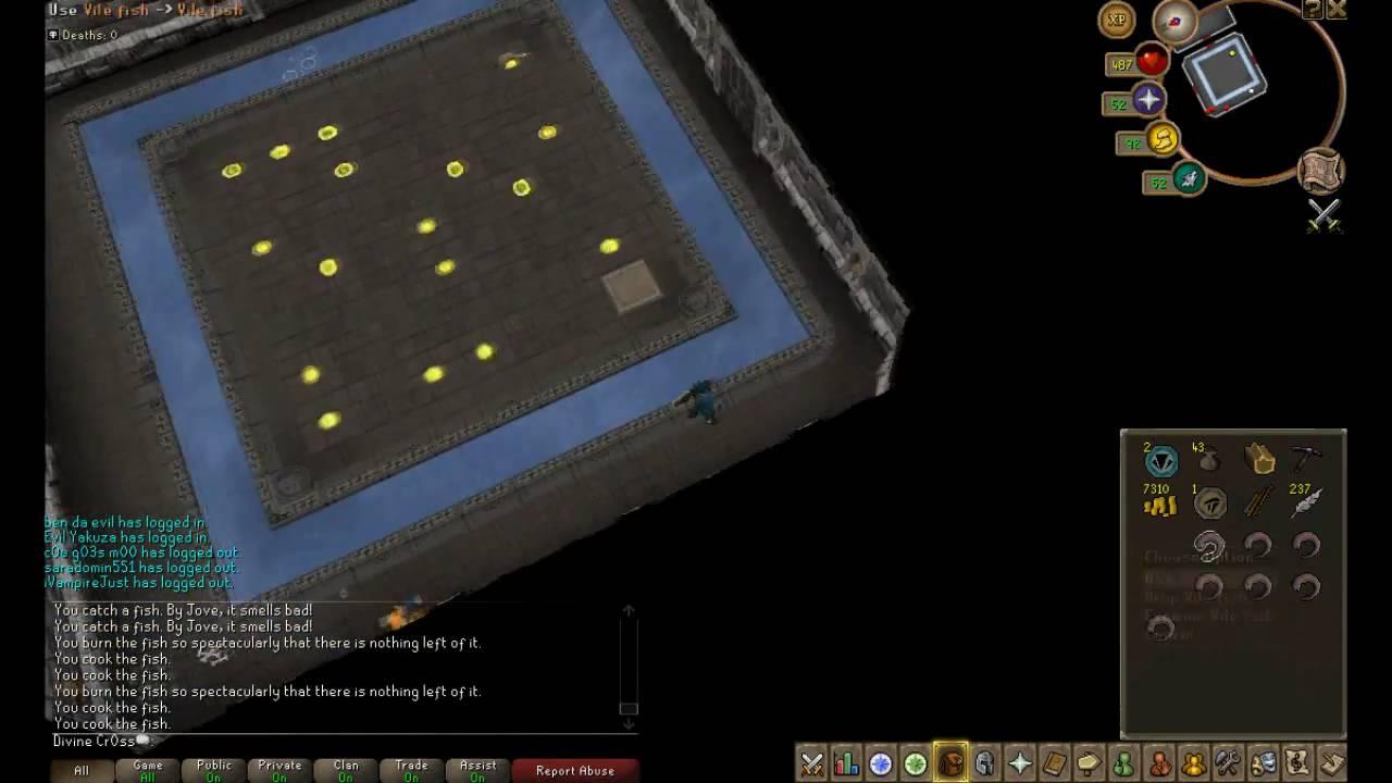 Runescape Dungeoneering Guide Ferret Maze