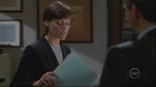 Law and Order Season 8 :ADA Jamie Ross Confronts A Corrupt Colleague
