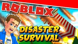 Roblox Saturday Morning - Playing Natural Disaster Survival with Fans!