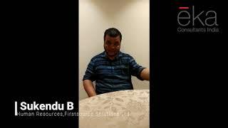 Sukendu's Testimonial