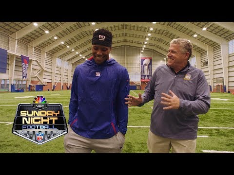 Saquon Barkley on his journey to the NFL I NFL | NBC Sports