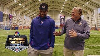 Saquon Barkley on his journey to the NFL I NFL | NBC Sports