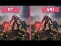Halo wars 2 pc vs xbox one graphics comparison mp3
