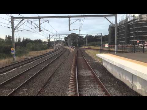 Cronulla to Bondi Junction - HIGH SPEED