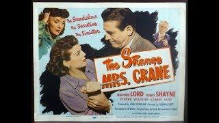 The Strange Mrs  Crane (1948)