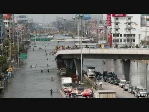 Bangkok Floods October 2011: One Week in Bangkok