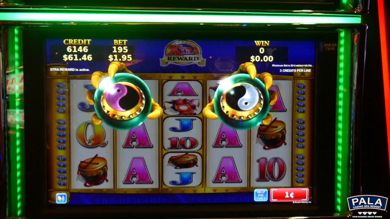 pala casino online slots