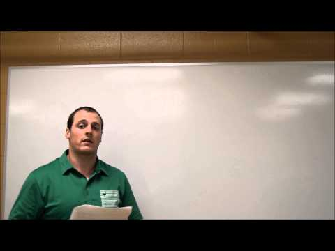 UTA KINE 3301 Projectiles Lecture