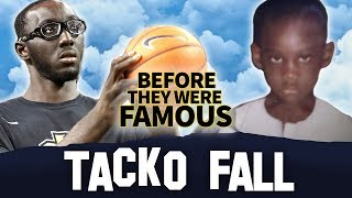 Tacko Fall |  Before They Were Famous | March Madness 2019 NCAA Tournament