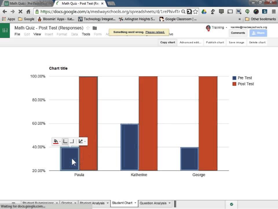 Analyzing Google Form Data - YouTube