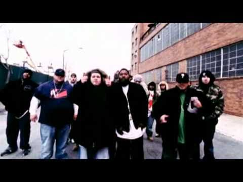 Army Of The Pharaohs ft. Reef The Lost Cauze, Planetary & Vinnie Paz - Tear It Down