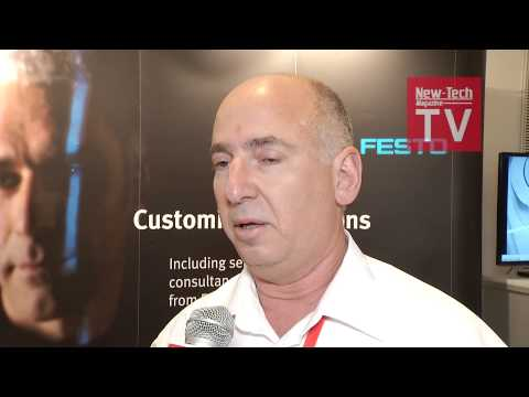 FESTO at New-Tech Motion Control & Power Solutions 2013