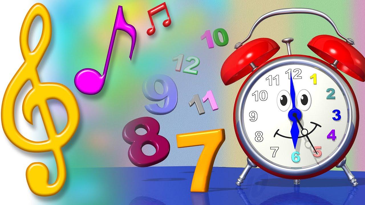 tutitu songs  clock song  songs for children with lyrics