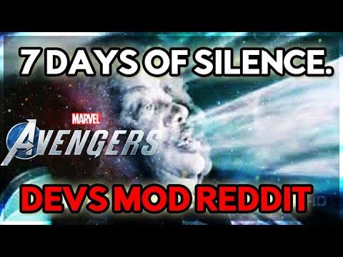 Download Marvel's Avengers 7 days silent. Devs Mod Reddit.