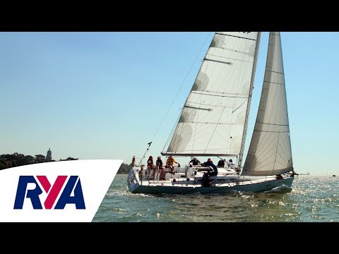 Start Your Adventure - Try Yacht Sailing - Get out on the water this summer - This Girl Can