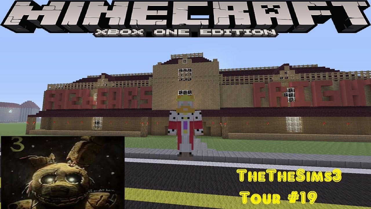 Minecraft Fazbear Fright The Horror Attraction 19
