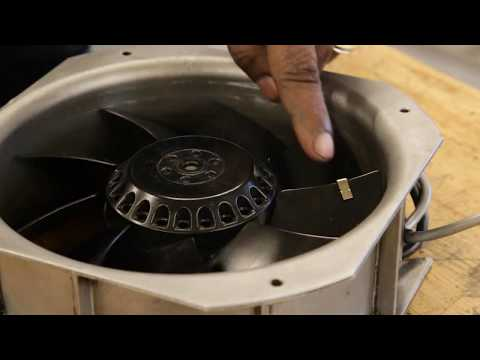 Cleaning Your Mill Spindle Fan - Haas Automation Service