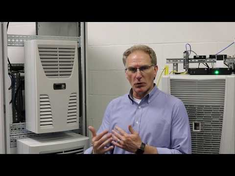 Filter Monitoring with Rittal's Blue e Air Conditioner
