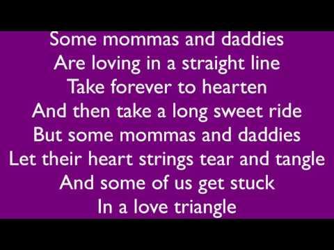 Love Triangle Lyrics by RaeLynn