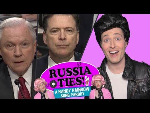 RUSSIA TIES: A Randy Rainbow Song Parody...