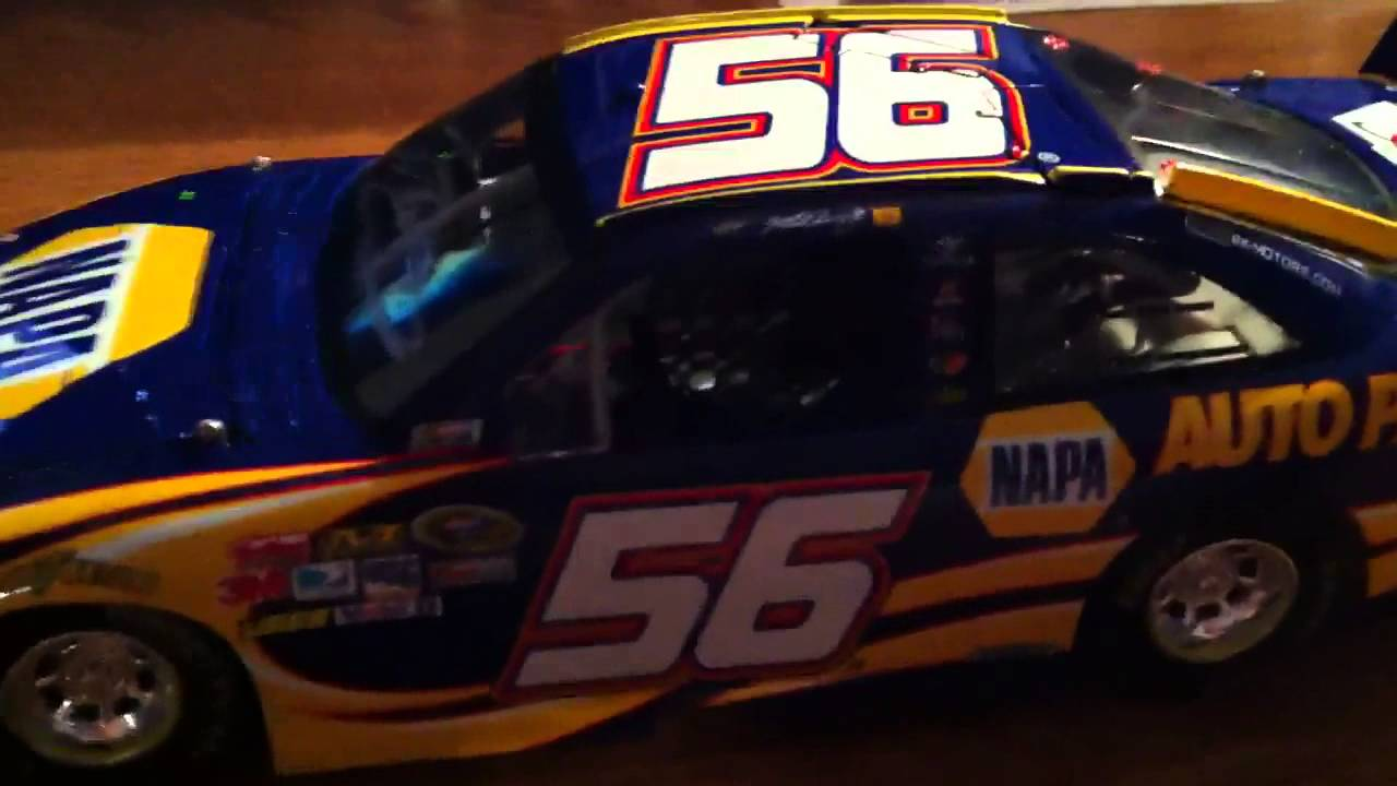 Nascar Diecast Review Martin Truex Jr 2012 1 24 Napa