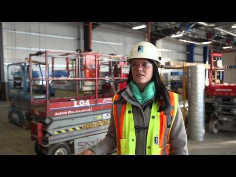 Careers at Scott Builders, a General Contractor in Alberta: Krystal