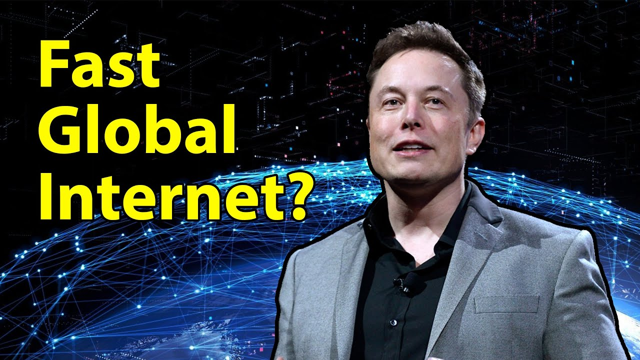 Fast Internet for Everyone! SpaceX Starlink Explained