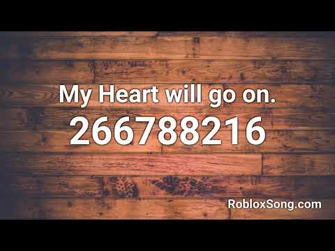 Roblox Halo Song Id My Heart Will Go On Roblox Id Music Code Youtube