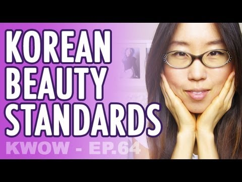 "Beauty Standards in Korea // How to say ""You're Beautiful"" in Korean (KWOW #64)"