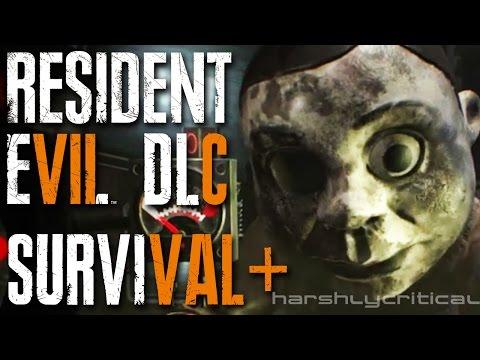 MOST INTENSE GAME EVER - Resident Evil 7 DLC - 21 Survival+ Ending