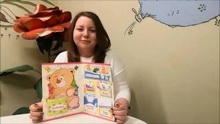 Обучающие лэпбуки для дошкольного обучения