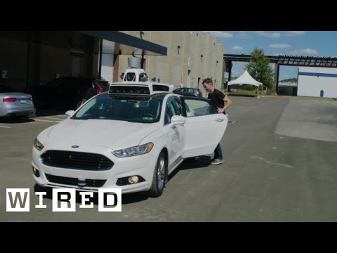 Inside Uber's Self-Driving Car | WIRED