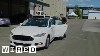 Self Driving Car - Inside Uber's Self-Driving Car | WIRED