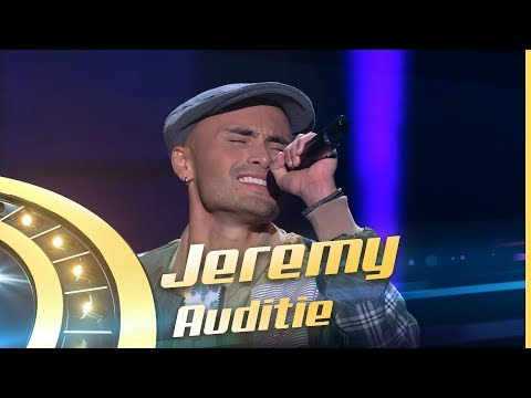 JEREMY - Love Never Felt So Good  DanceSing  Audities