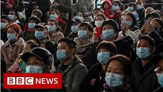 China's Covid recovery: Hopes and fears over what comes next - BBC News