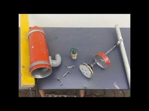 Comment faire une pompe a eau simple tuto doovi - Fabriquer une horloge a eau ...