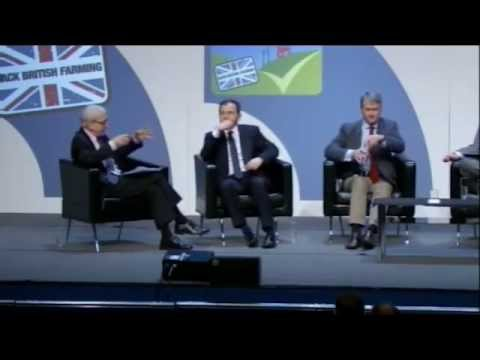 Backing British Farming in a Volatile World - NFU Conference 2015 (25.2.15), Morning Sessions