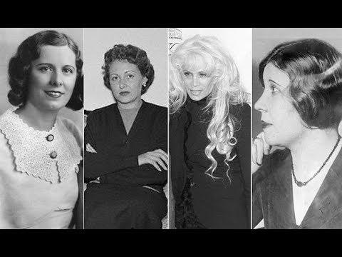Замужем за мафией: Как жили жёны самых опасных гангстеров истории