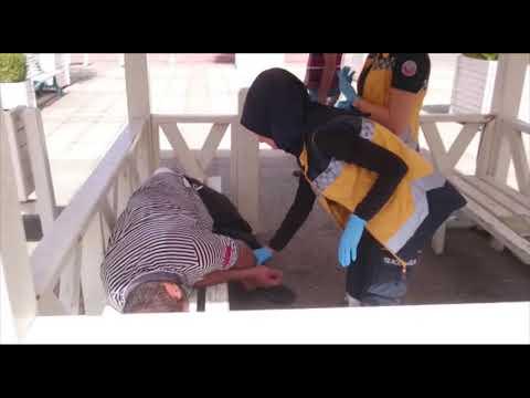 Çorlu'da Uyuşturucu Madde Bağımlıları Sokaklarda Kol Geziyor