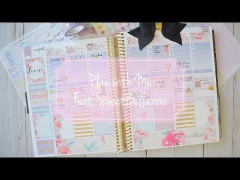 Plan With Me featuring SweetBellaXOXO
