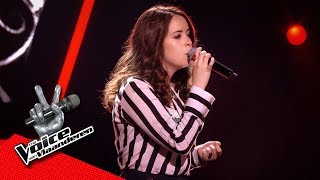 Emily - 'One And Only' | Blind Auditions | The Voice Van Vlaanderen | VTM