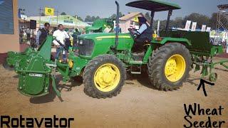 ट्रैक्टर की ताकत का पूरा इस्तेमाल -5310 4wd । Full Utilization of Tractor HP