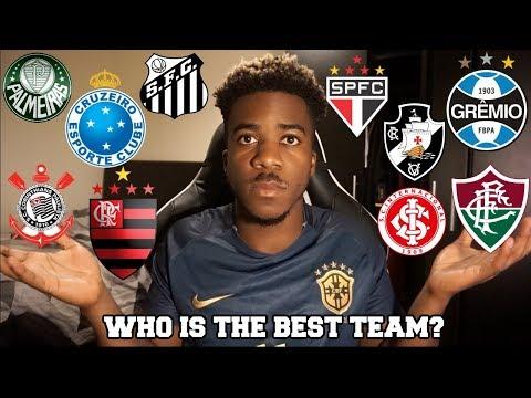 THE BEST CLUB IN BRAZIL? 🇧🇷