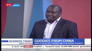Week in perspective: What Kenya expects from China